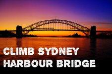 Climb Sydney Harbour Bridge